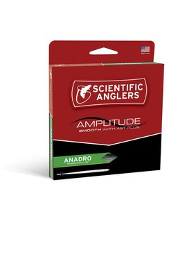 Scientific Anglers SCIENTIFIC ANGLERS AMPLITUDE SMOOTH  ANADRO 8WT