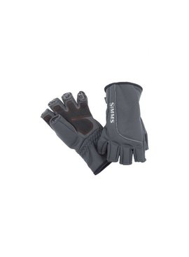 Simms Fishing Products SIMMS WINDBLOC 1/2 FINGER MITT