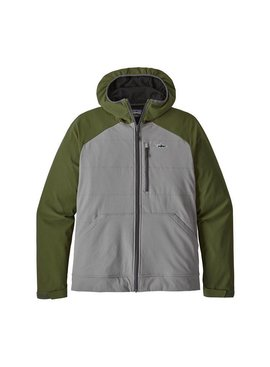 Patagonia Patagonia M's Snap-Dry Hoody Feather Grey