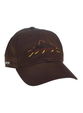 Rep Your Water Rep Your Water Minimalist Brown Hat