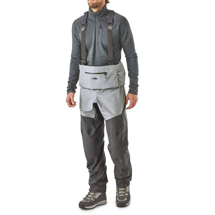 Patagonia PATAGONIA MEN'S RIO GALLEGOS WADERS FORGE GREY