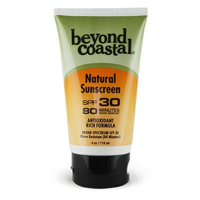 Beyond Costal BEYOND COASTAL NATURAL SPF 30 4 OZ.