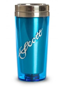 Scott SCOTT TRAVEL COFFEE MUG BLUE