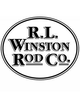 R. L. Winston WINSTON DIECUT STICKER