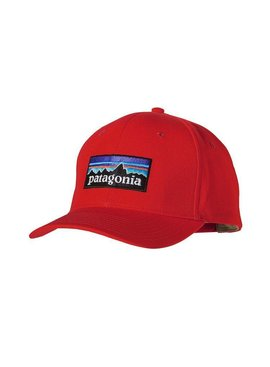 Patagonia PATAGONIA P-6 LOGO ROGER THAT HAT FIRE