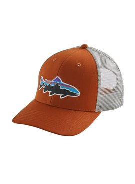 Patagonia PATAGONIA FITZ ROY TROUT TRUCKER COPPER ORE