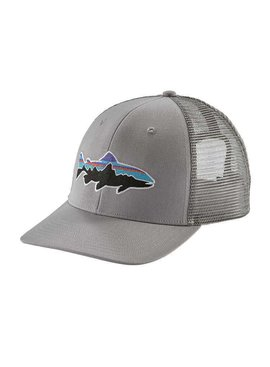 Patagonia PATAGONIA FITZ ROY TROUT TRUCKER DRIFTER GREY