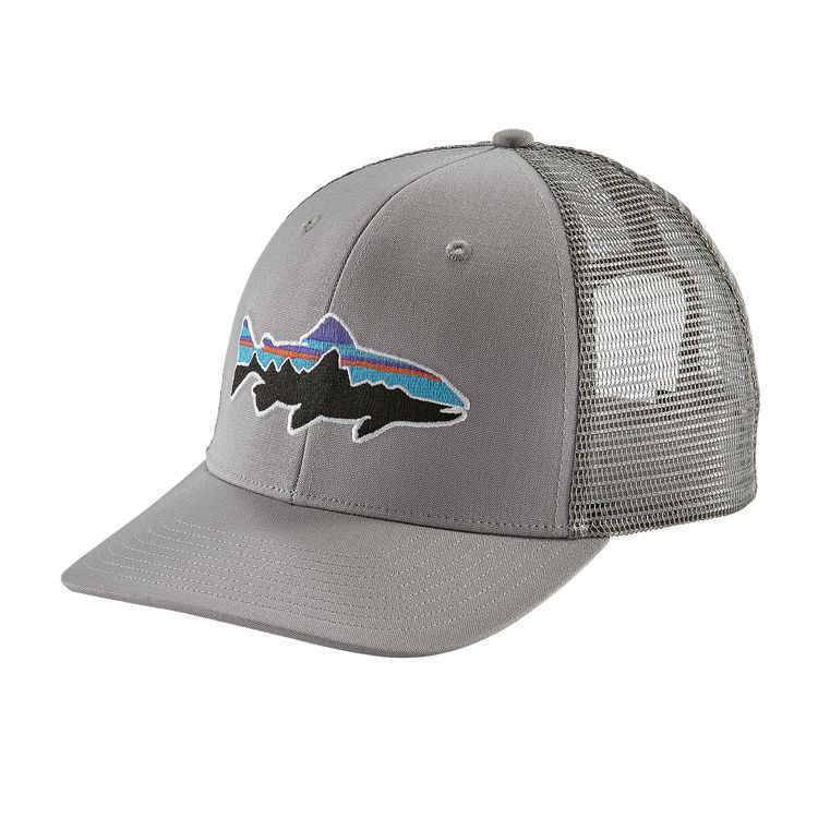 0f979008 PATAGONIA FITZ ROY TROUT TRUCKER DRIFTER GREY - Ugly Bug Fly Shop