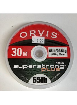 Orvis Company ORVIS SUPER STRONG TIPPET 65LB