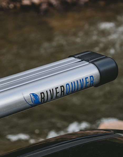 RIVERSMITH RIVERSMITH RIVER QUIVER ROD CARRIER