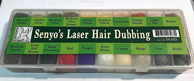 Hareline Dubbin SENYO'S LASER HAIR DUBBING DISPENSER