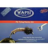 Wapsi WAPSI FLY TYING STARTER KIT W/HANDBOOK