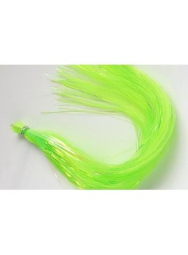 Hareline Dubbin Dyed Pearl Flashabou