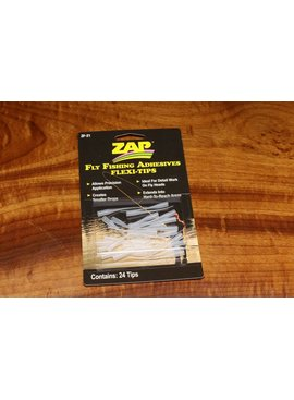 Hareline Dubbin ZAP FLEXY TIPS 24 PACK