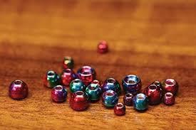 Hareline Dubbin Hareline Slotted Tungsten Beads