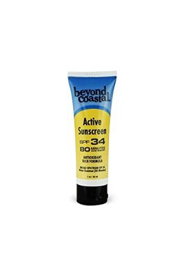 Beyond Costal BEYOND COASTAL SUNSCREEN SPF 34 1OZ