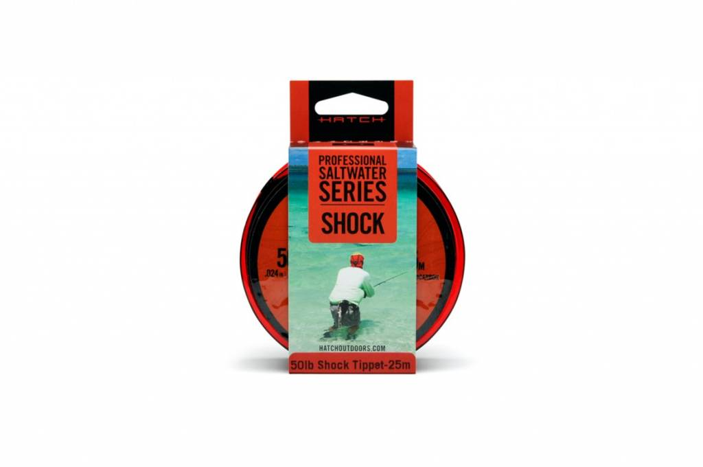 Hatch Outdoors Hatch Saltwater Shock Tippet