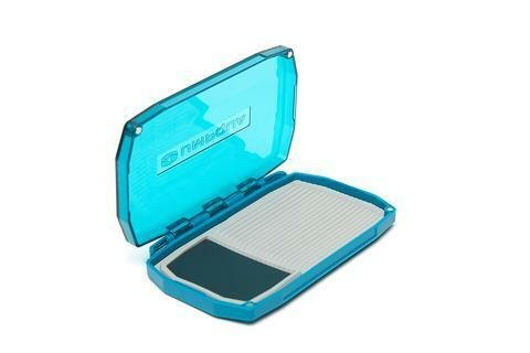 Umpqua Feather Merchants UMPQUA LT MINI MIDGE BLUE PREMIUM FLY BOX