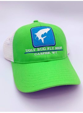Simms Fishing Products SIMMS CBP TARPON TRUCKER CAP WITH PATCH Ugly Bug Fly Shop
