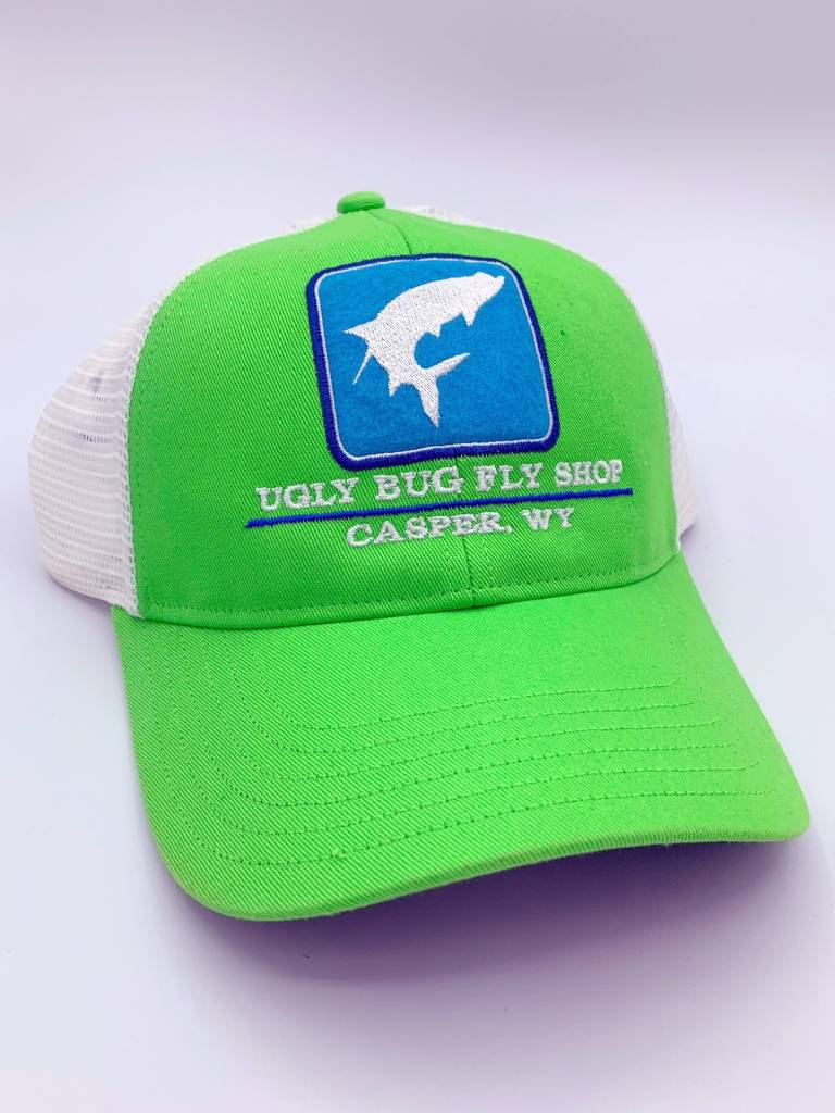 official photos 20749 ea445 SIMMS CBP TARPON TRUCKER CAP WITH PATCH - Ugly Bug Fly Shop