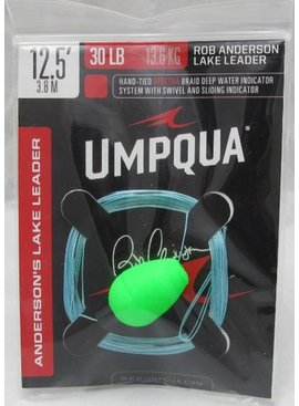 Umpqua Feather Merchants UMPQUA ROB ANDERSON LAKE LEADER 12.5'