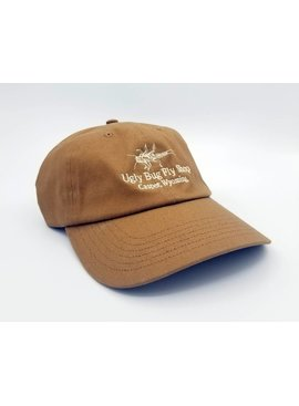 Simms Fishing Products Simms Ugly Bug Custom Shop Hats OIL CLOTH HONEY BROWN