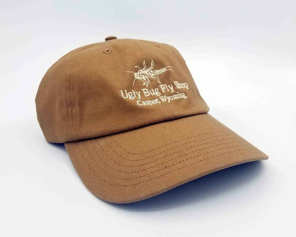 5b3de7230b4 Simms Fishing Products Simms Ugly Bug Custom Shop Hats OIL CLOTH HONEY BROWN