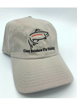 Simms Fishing Products Simms CBP RIPSTOP CAP Ugly Bug Logo Custom Shop FOG