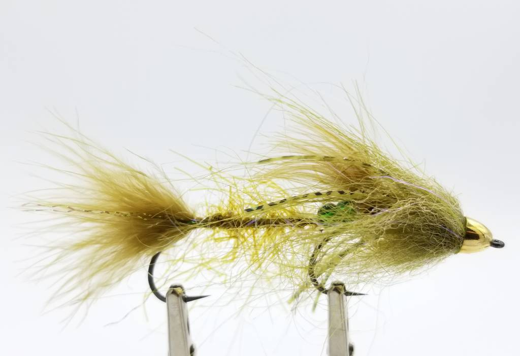 Ugly Bug Fly Shop Jackson's Ditch Witch Streamers