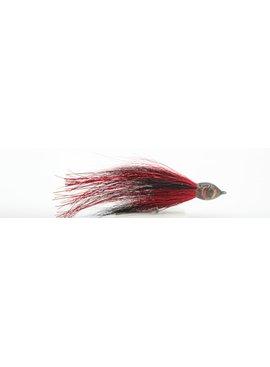 FULLING MILL FLASH FISH RED/BLACK 5/0