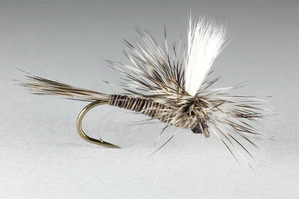 Solitude Fly Company MOSQUITO DRY FLY