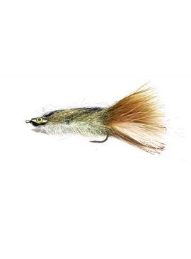 Montana Fly Company Coffey's Articulated Sparkle Minnow