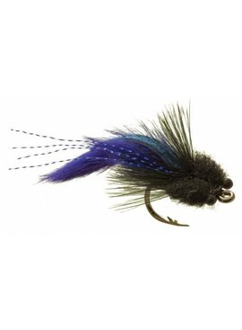 TARPON TOAD PURPLE AND BLACK