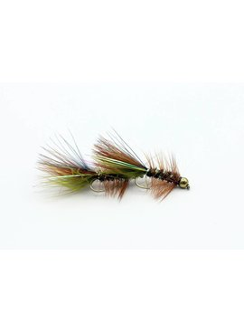 Dream Cast Fly Fishing DOUBLE THIN MINT