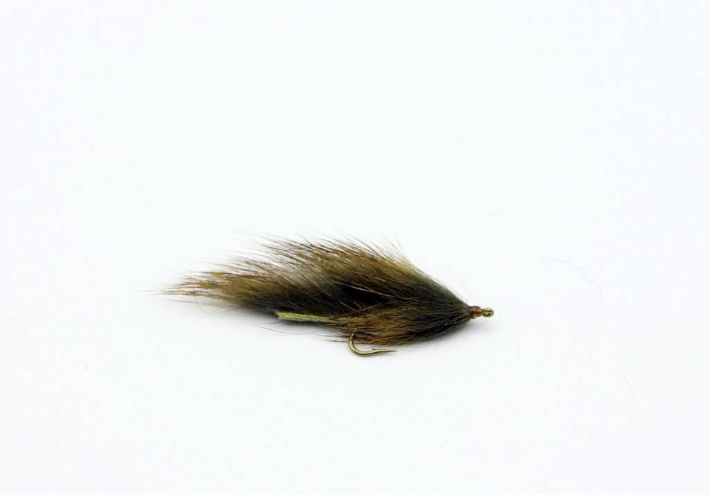 Solitude Fly Company PINE SQUIRREL SKINNY LEECH