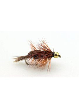 Ugly Bug Fly Shop Half Back Bead Head