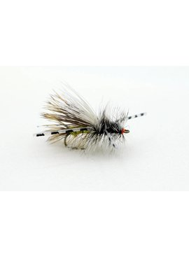 Solitude Fly Company RUBBERLEG STIMULATOR YELLOW