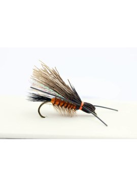 Solitude Fly Company Fluttering Salmon Fly