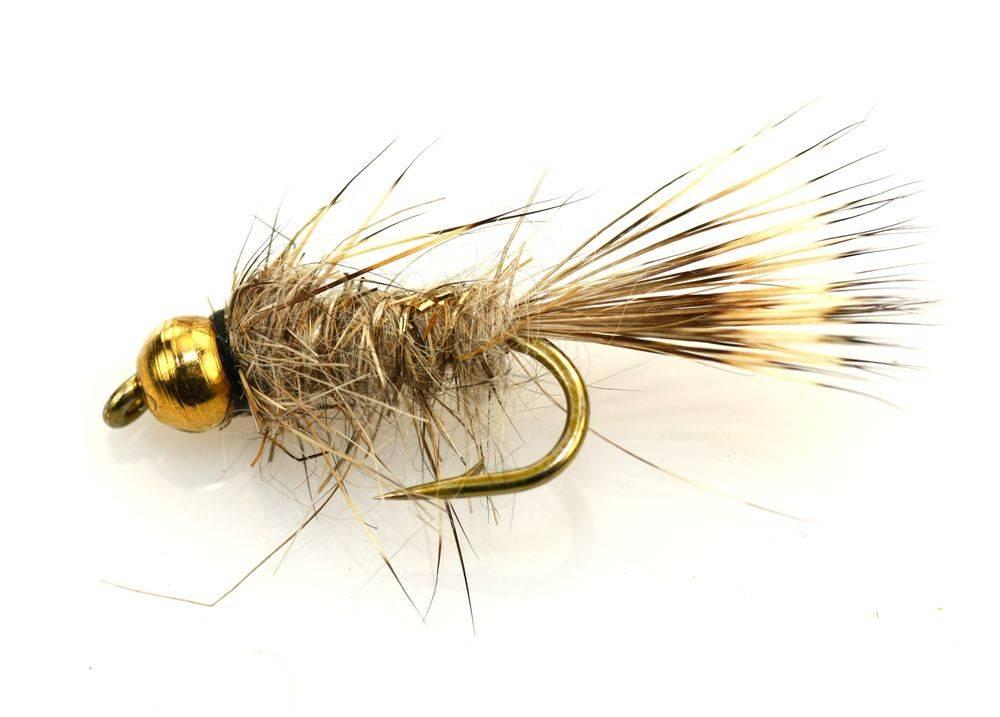Solitude Fly Company Hares Ear Gold Bead