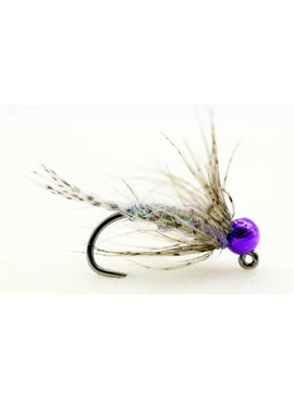 Montana Fly Company Brillions Lucent H.E. Jig Purple