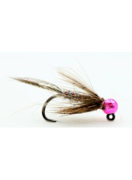 Montana Fly Company Brillions Lucent H.E. Jig pink