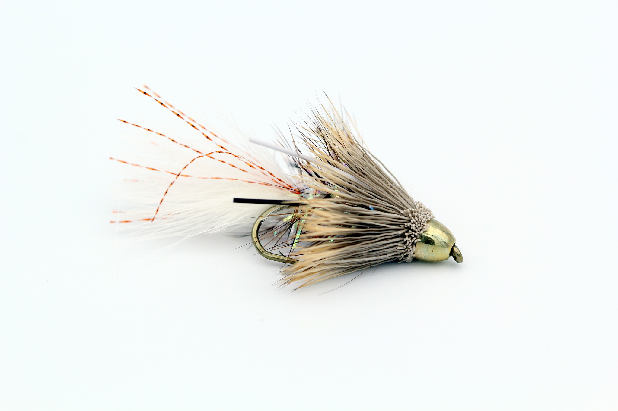 Solitude Fly Company CONEHEAD BOW RIVER BUGGER