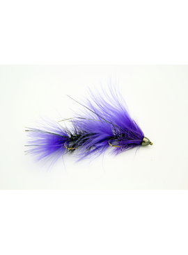 Solitude Fly Company Geisha Girl Purple