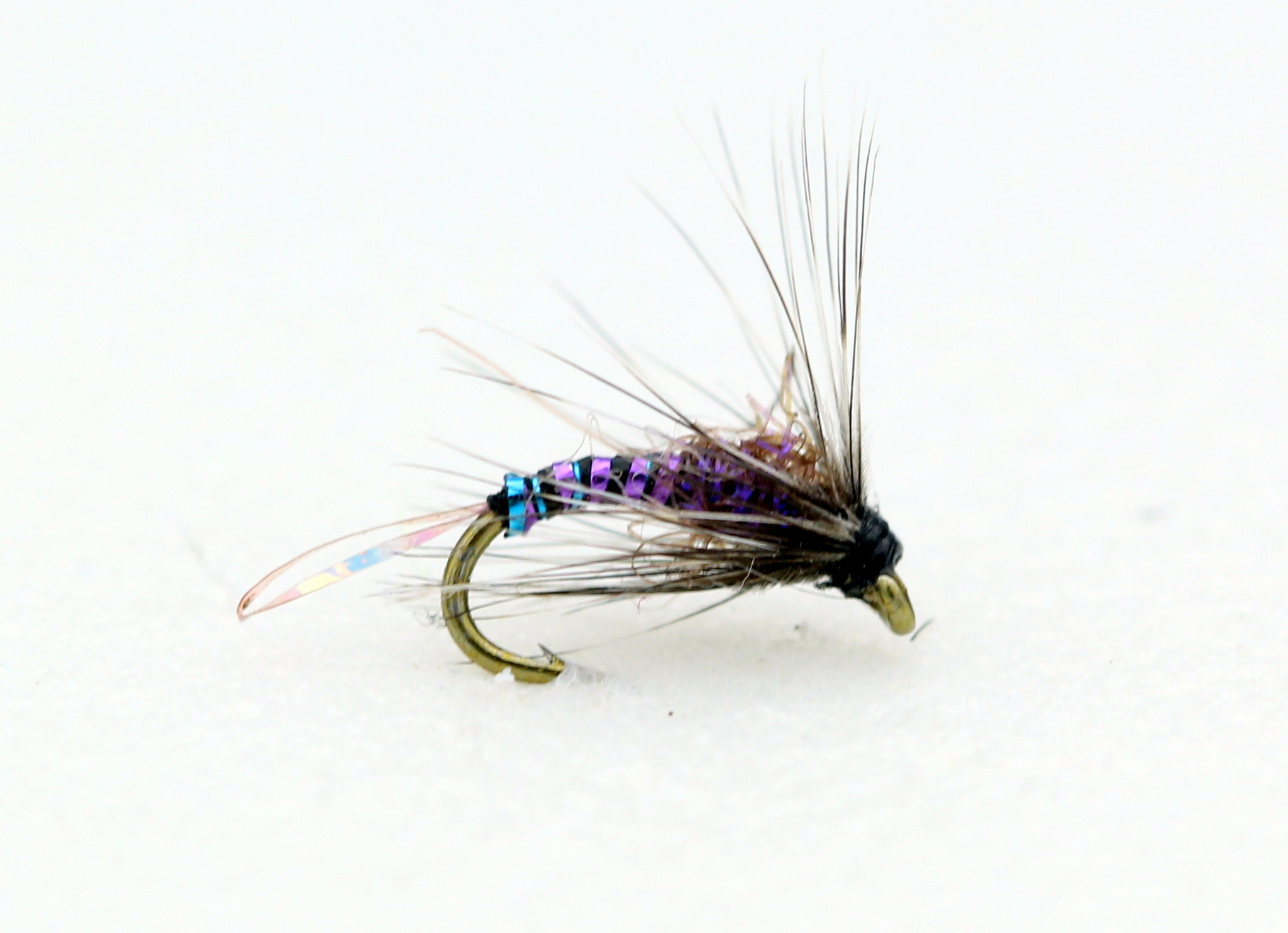 Montana Fly Company Purple Haze Soft Hackle
