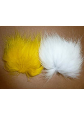 NATURE'S SPIRIT NATURE'S SPIRIT ARTIC FOX PREMIUM WING FUR