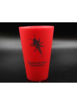 UGLY BUG SILI PINT 16 OZ GLASS