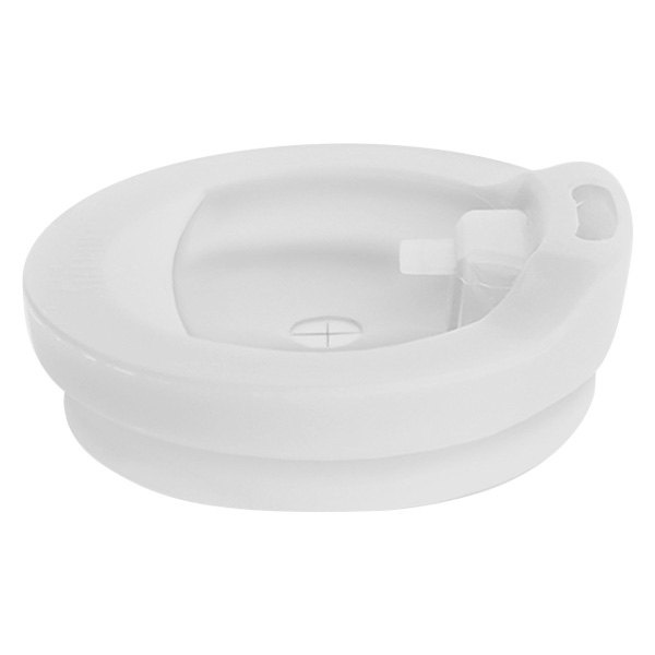 Sili Pint Sili Pint Silicone Lid Frosted White