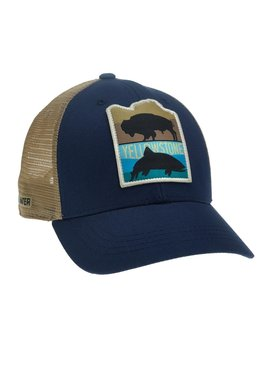Rep Your Water REP YOUR WATER YELLOWSTONE HAT