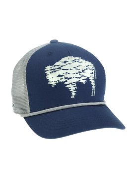 Rep Your Water REP YOUR RIVER BUFFALO HAT TWILL 5 PANEL