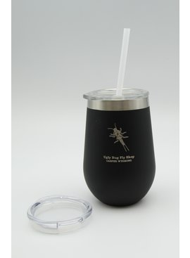 WYLD GEAR WYLD GEAR UGLY BUG LOGO WHISKEY & WINE TUMBLER